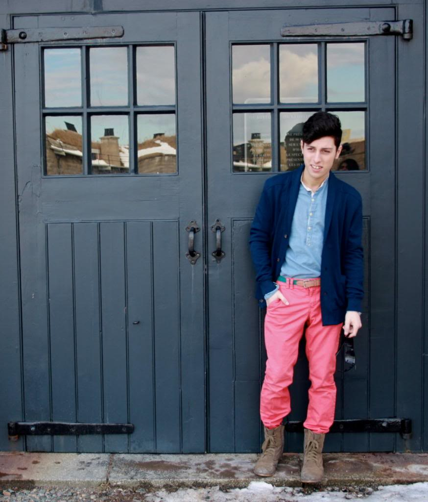Menswear Monday (Guest Post): Spring Awakening