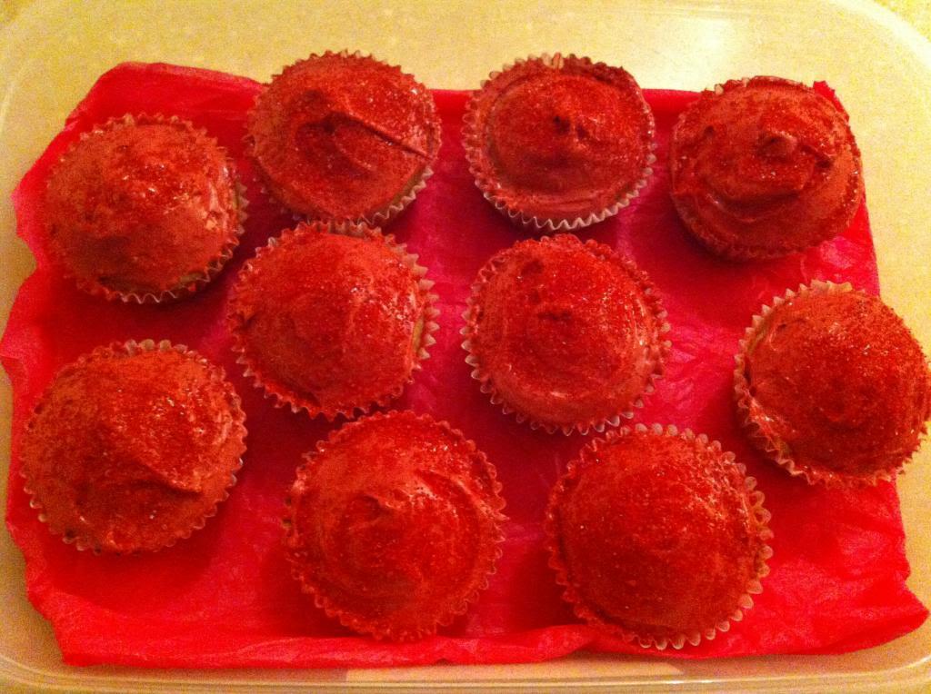 Heart Smart Cupcakes