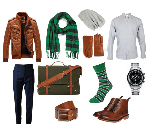 Menswear Monday: Causal Friday