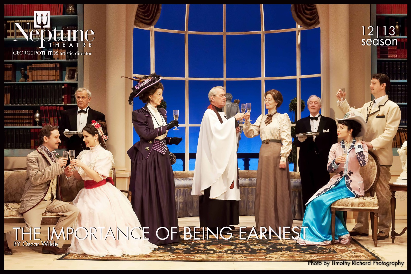 Neptune Theatre Presents: The Importance Of Being Earnest