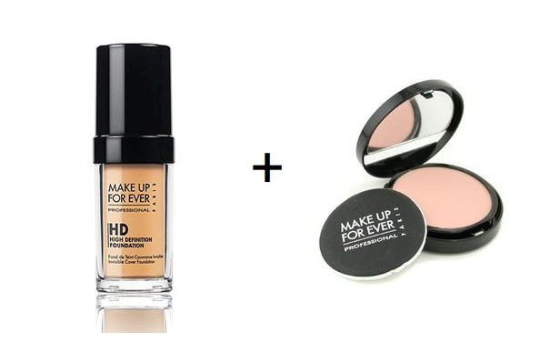 Make Up Forever HD Foundation: A Review
