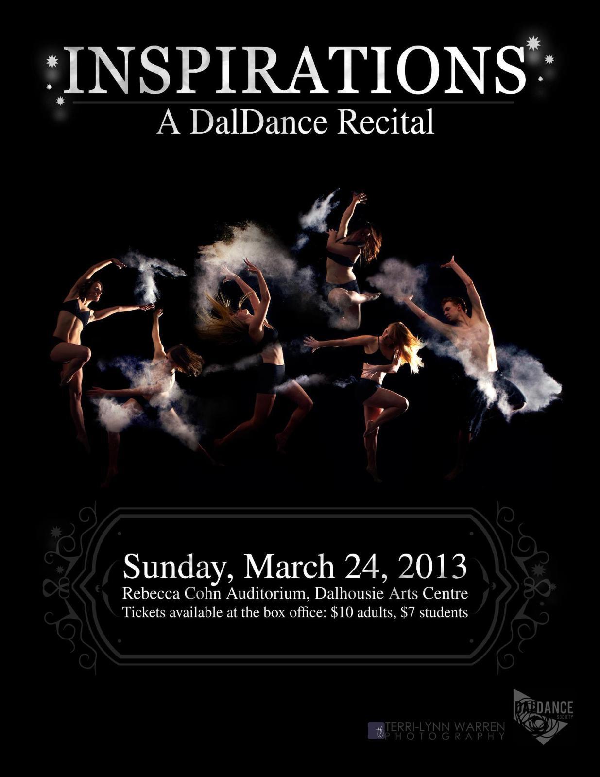 Dal Dance Presents: Inspirations