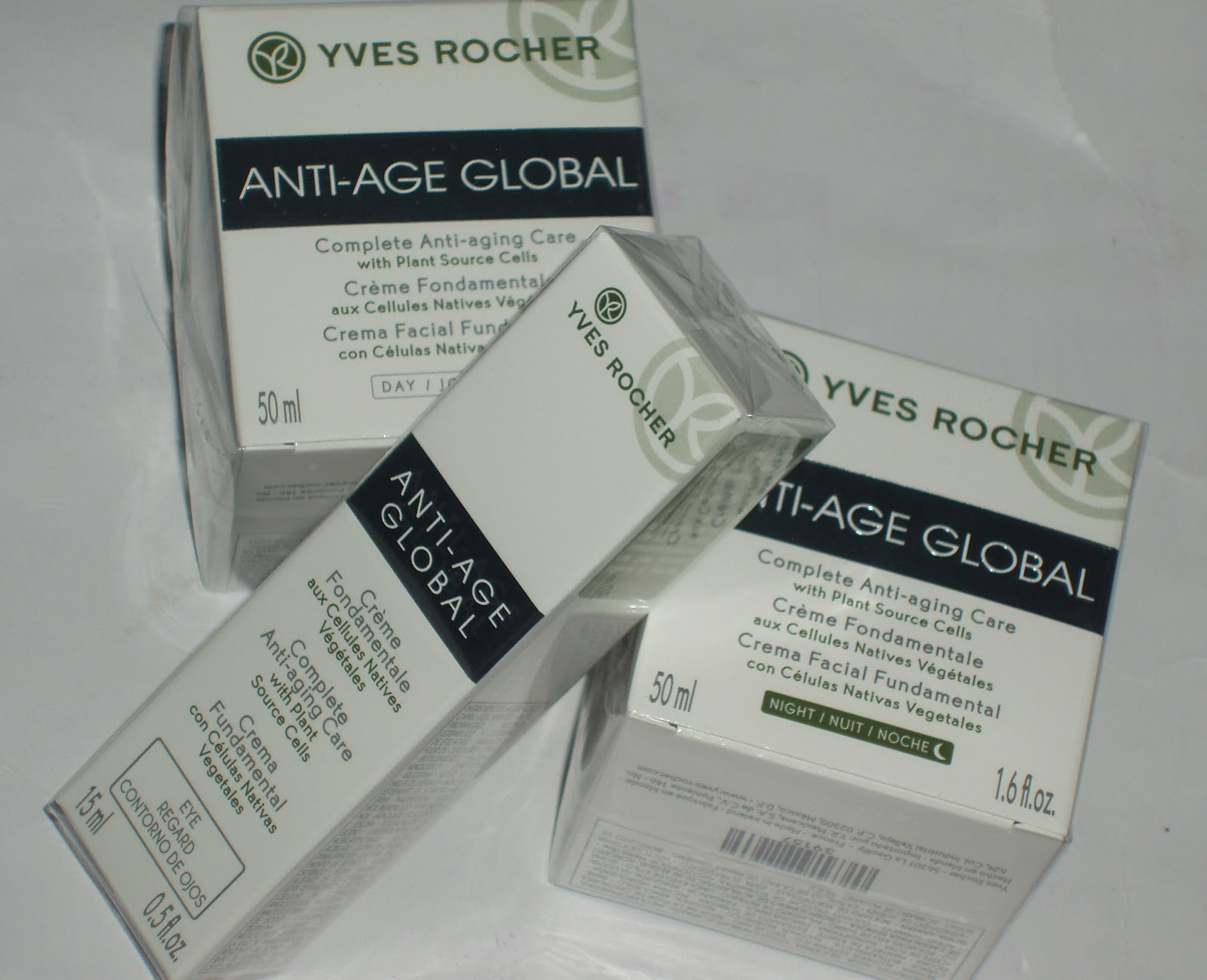 Yves Rocher Anti Age Global Haligoniaca