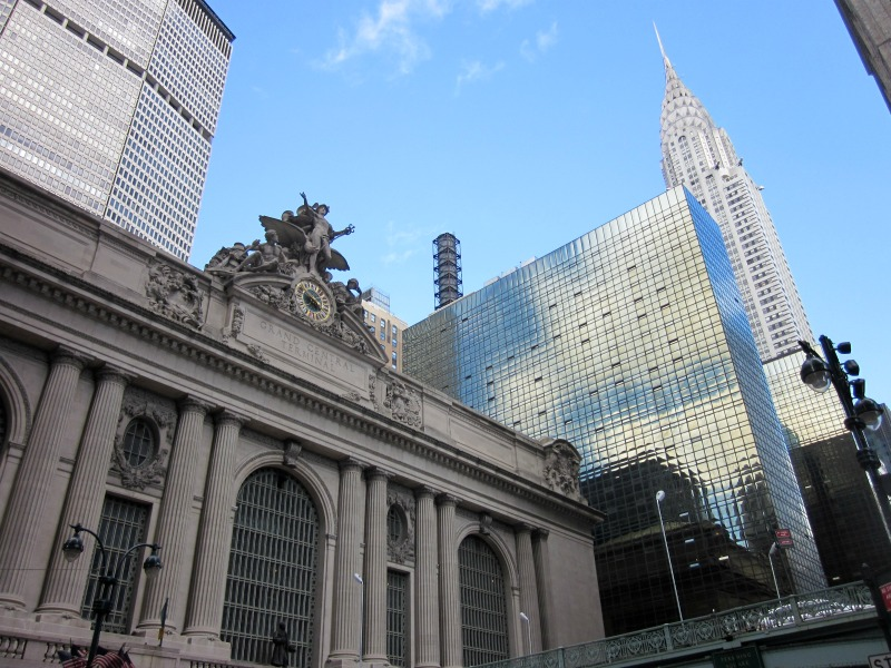 Grand Central Terminal by The Culinary Chase