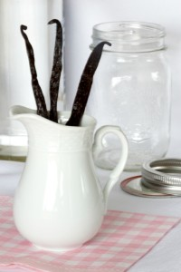 vanilla beans by The Culinary Chase