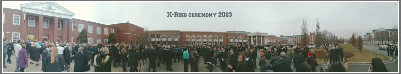 X-Ring ceremony