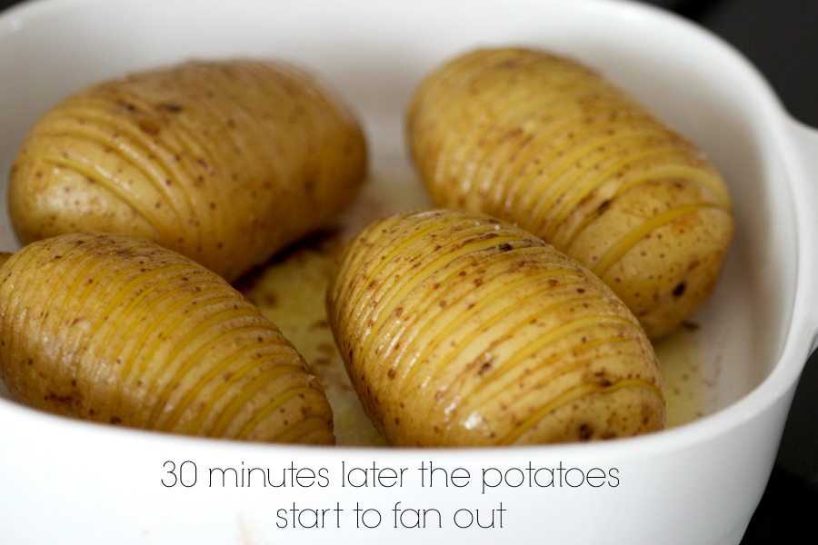potatoes by The Culinary Chase