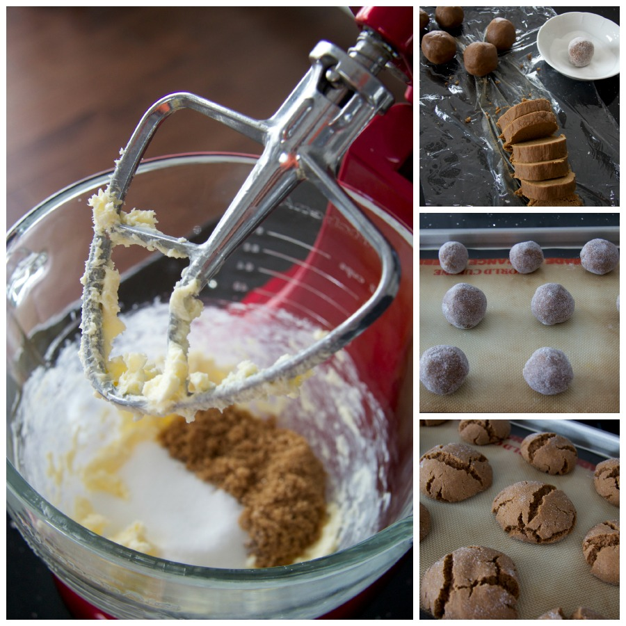 cookie collage by The Culinary Chase