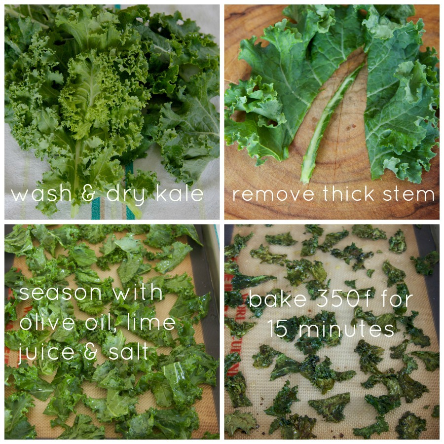 kale collage