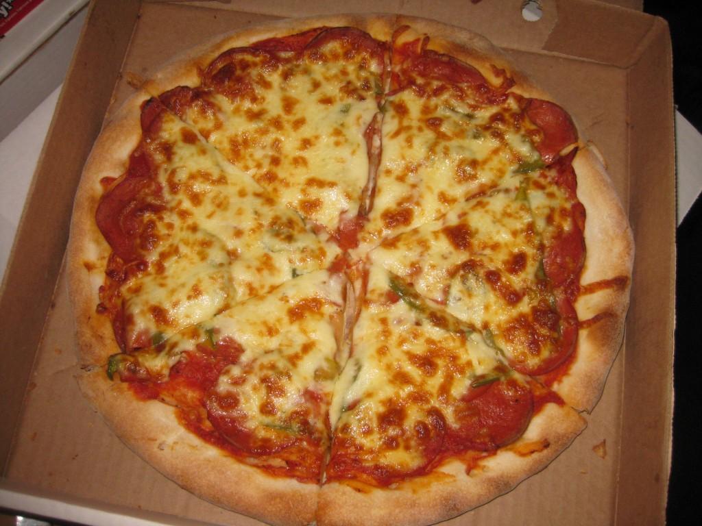 Peter's Pizzeria - $15.60