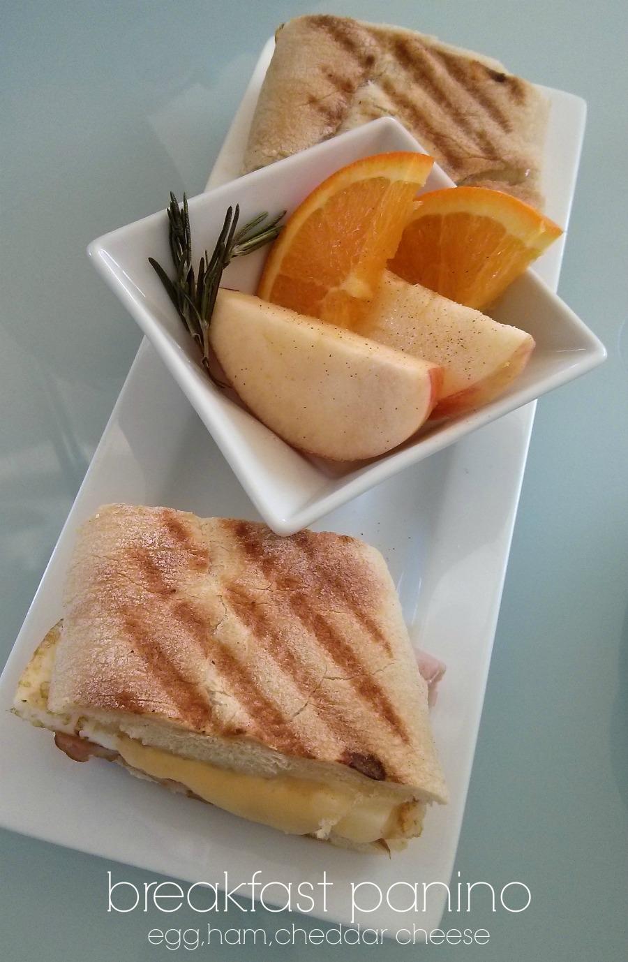 breakfast panino