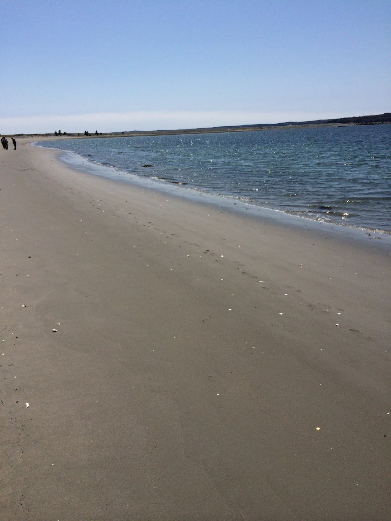 Maugers Beach