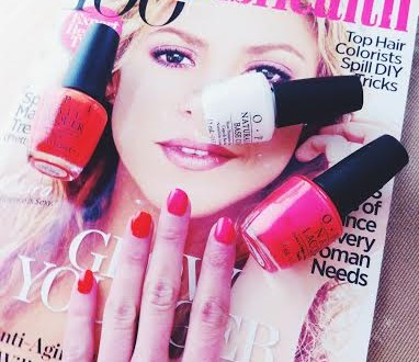 OPI, NAILS, NAIL TRENDS, NEON, NAILS, NAIL POLISH TRENDS, SUMMER 2014