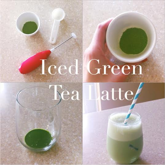GREEN TEA LATTE, GTL, LESS SUGAR, LESS CALORES