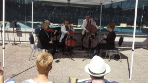 Rhapsody Quintet makes music in Dartmouth