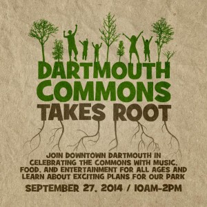 Community is growing together in Dartmouth
