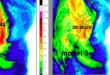 Model snowfall forecasts