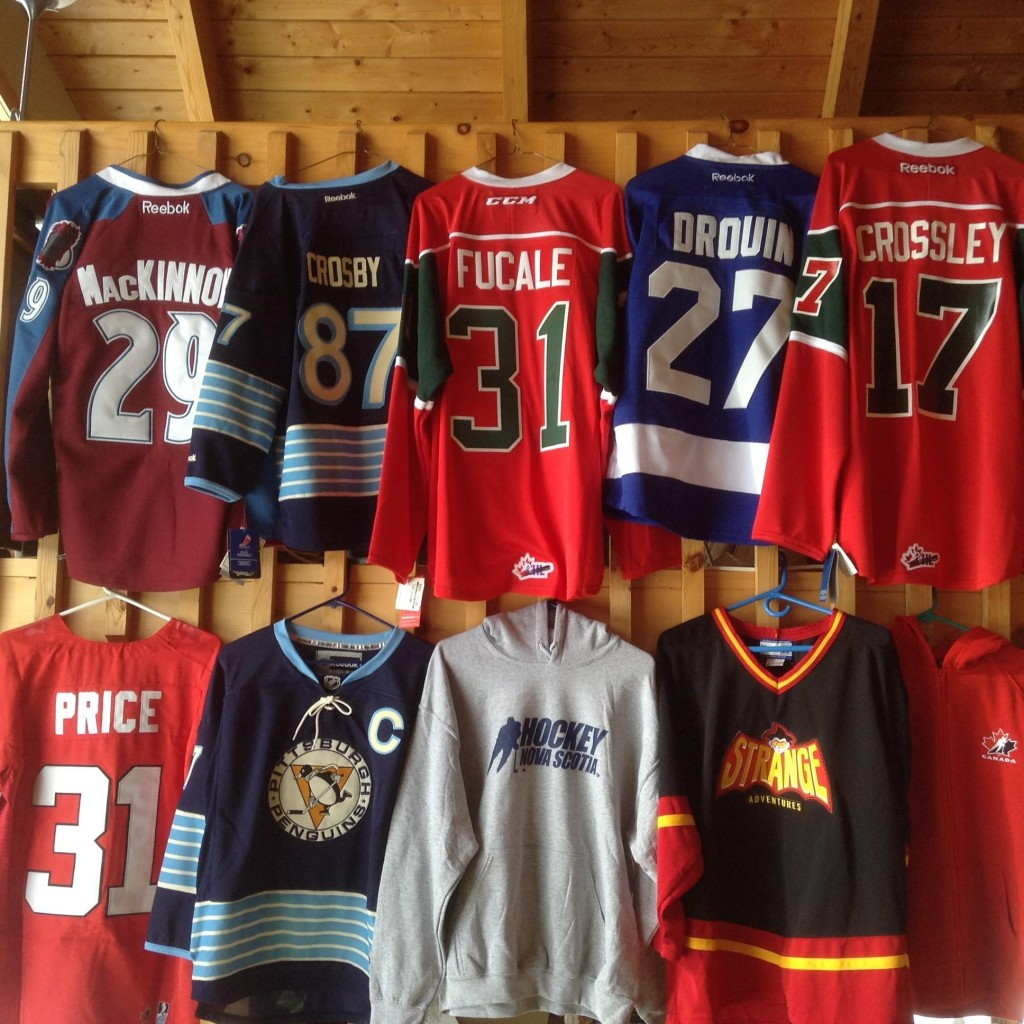 Prizes at Rink Ratz Hockey Days