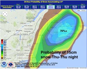 heavy snow probability