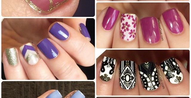 March Manis! March has flown by - I was sick for a while, there was lots of snow storms where I live, I decided to redo my tv stand, and work has been busy! Hopefully April is warmer and more relaxing! Which mani is your favourite? What do you want to see in April?