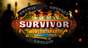 survivor worlds apart logo