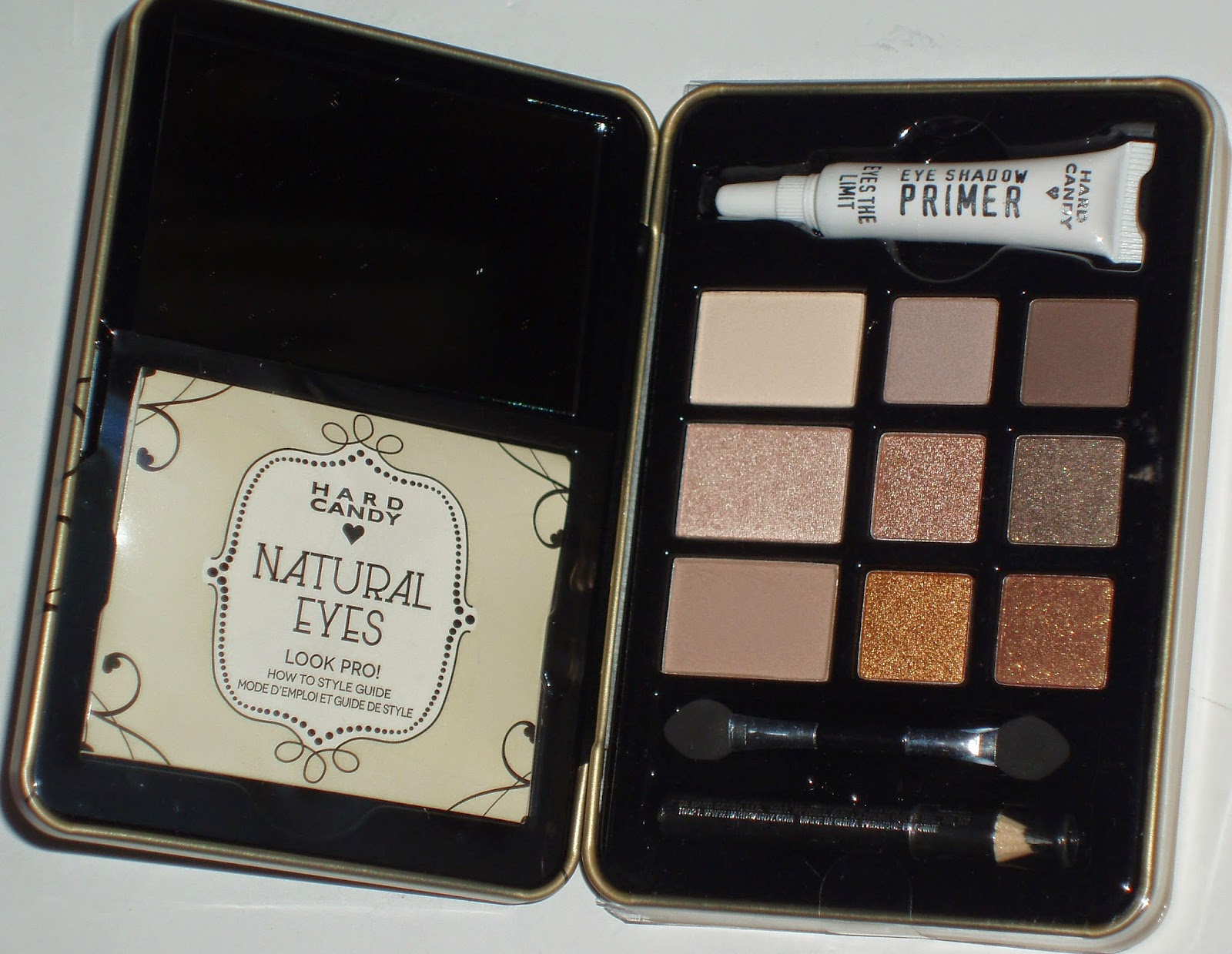 Hard Candy Spring 2015 Eyeshadow Remember I Mentioned The Sneak Peak Of These Palettes In A Flyer Deal Post Before
