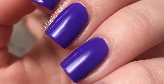 This is a Soak Off Gel polish from @gelish_official called Anime-zing Color! I