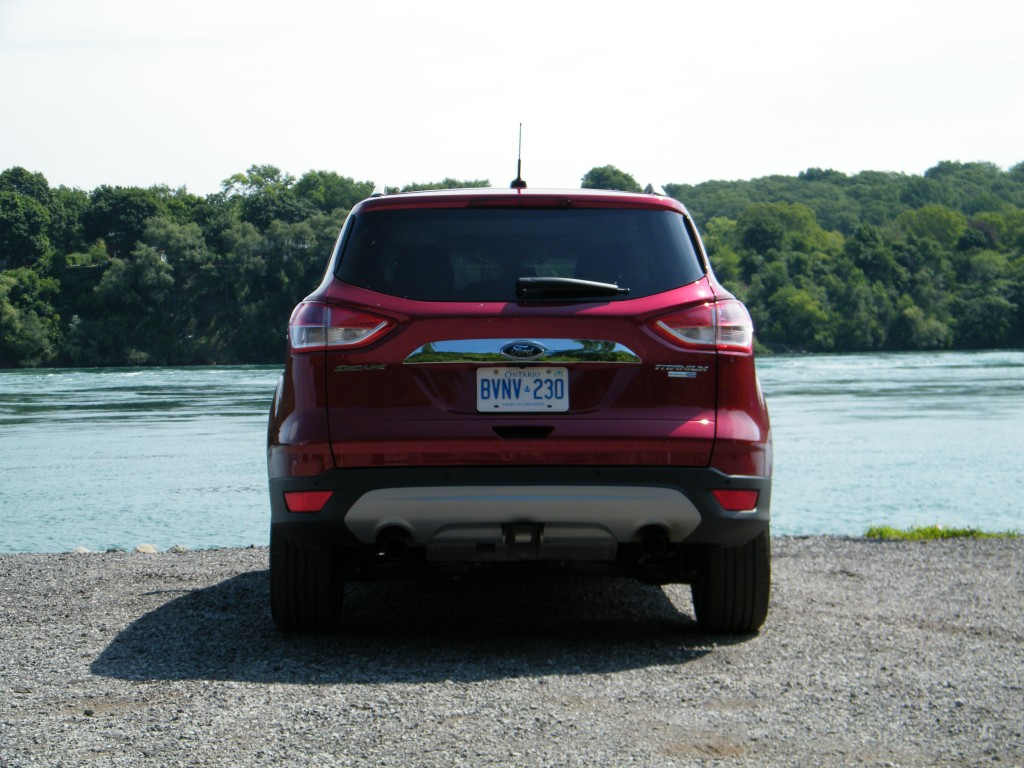 2015 Ford Escape-Rear