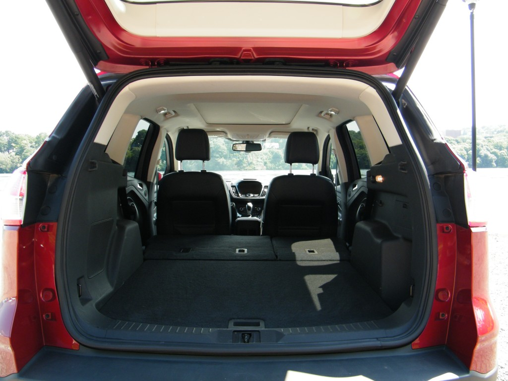 2015 Ford Escape-Rear Cargo