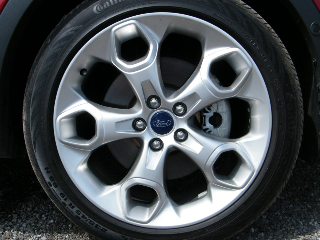 2015 Ford Escape-Wheel