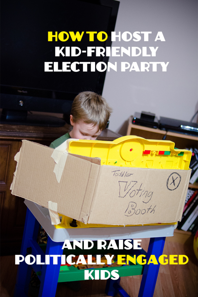 The Family Who Votes Together: Raising Politically Engaged Children   Mommy-Miracles.com