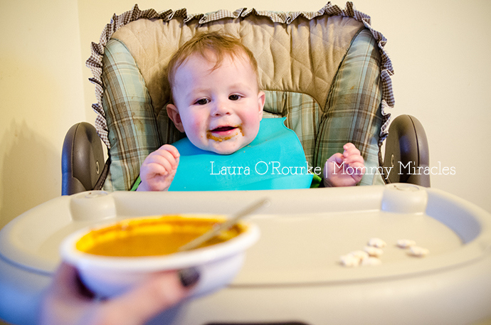 First foods for baby | Mommy-Miracles.com
