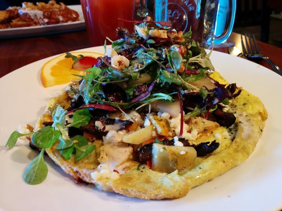 Coastal omlet 5