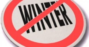 Hate Winter Icon