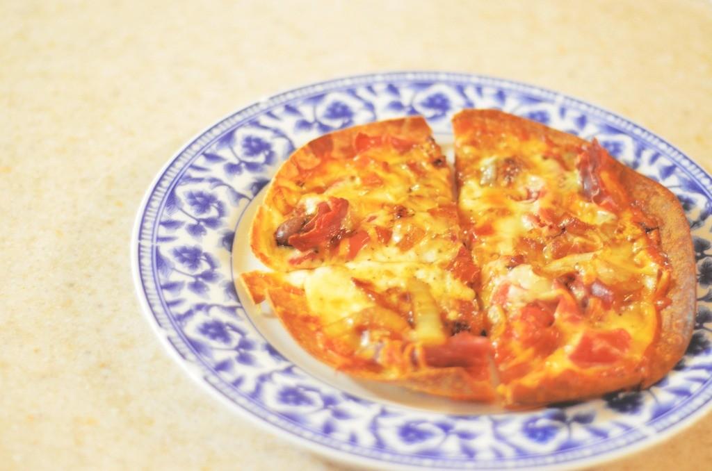 Caramelized Onion And Prosciutto Pizza | haligonia.ca