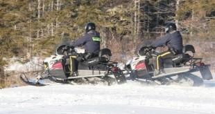RCMP_snowmobiling