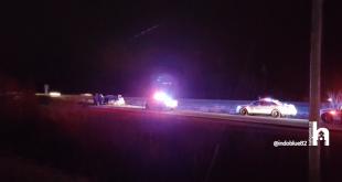 Accident Highway 102