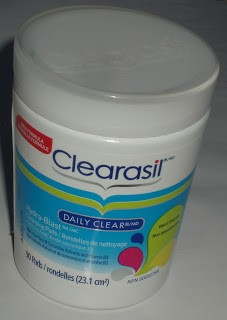 P1261755%2B-%2BClearasil%2BDaily%2BClear%2BHydra-Blast%2Bcleansing%2Bpad