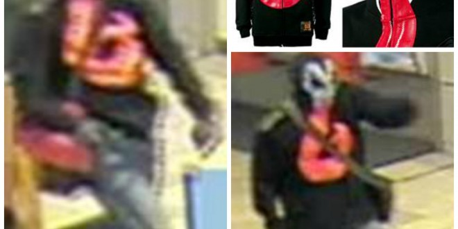 robbery suspect collage - Scotiabank