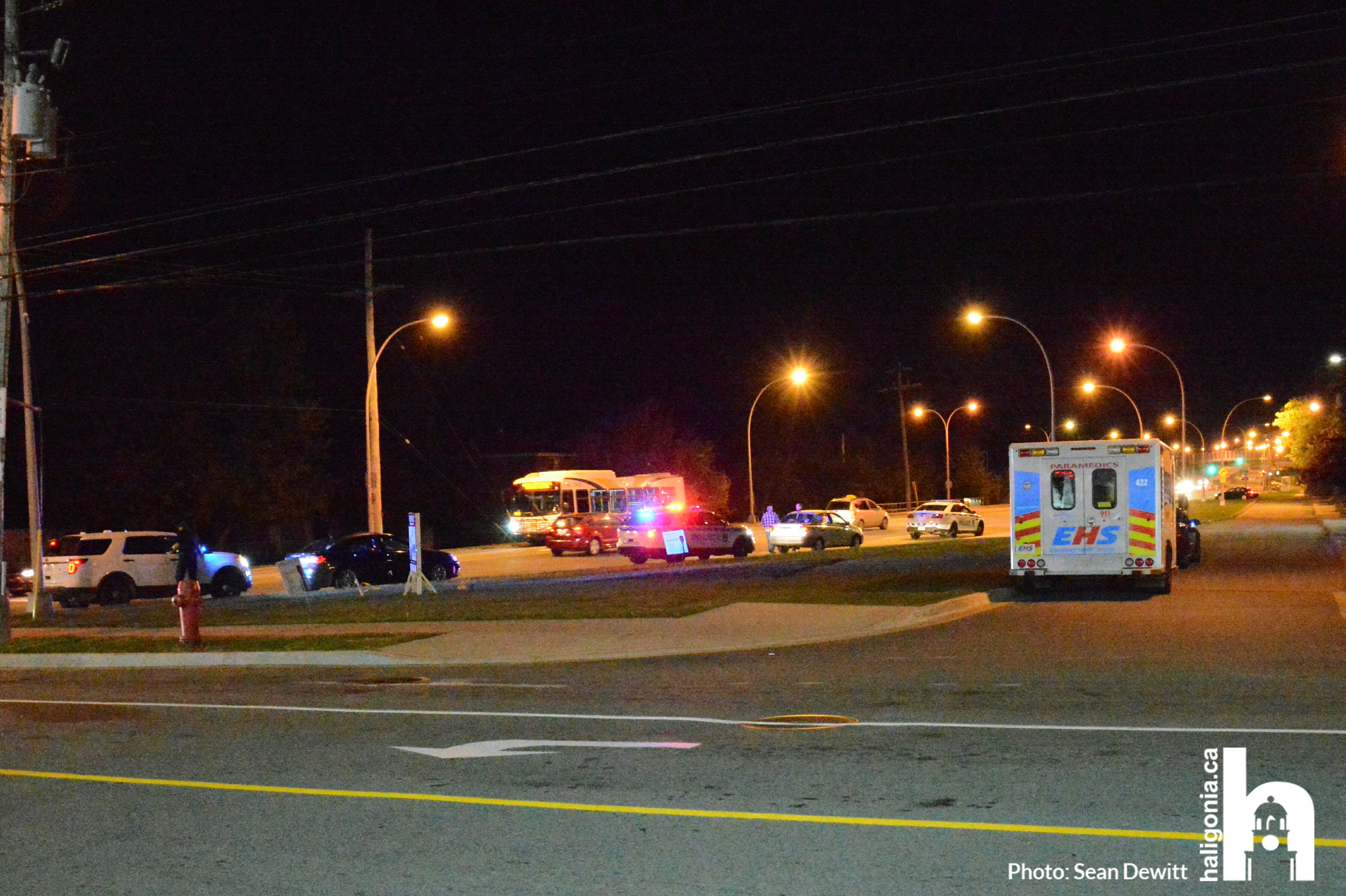 Minor Injuries After Car Pedestrian Accident In