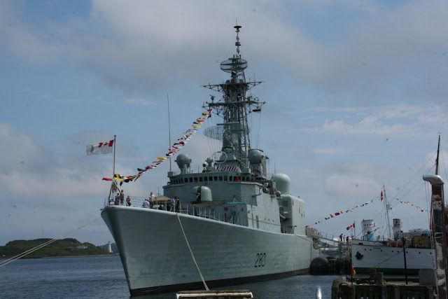 Iroquois to be scrapped.