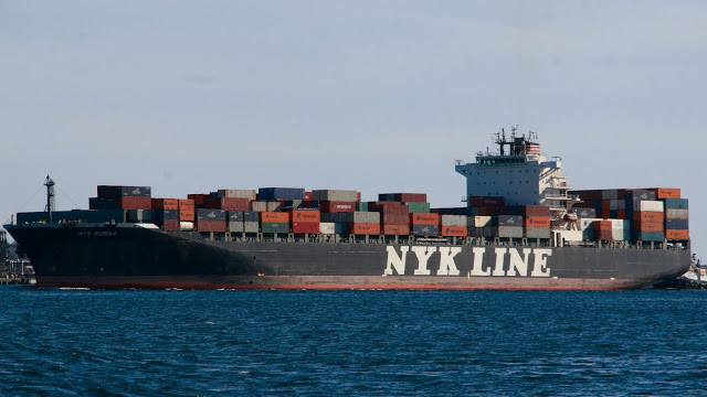 NYK, MOL and K Line to merge container businesses