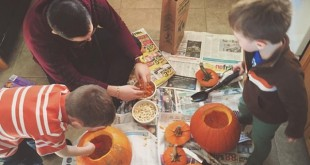 Carving-Pumpkins