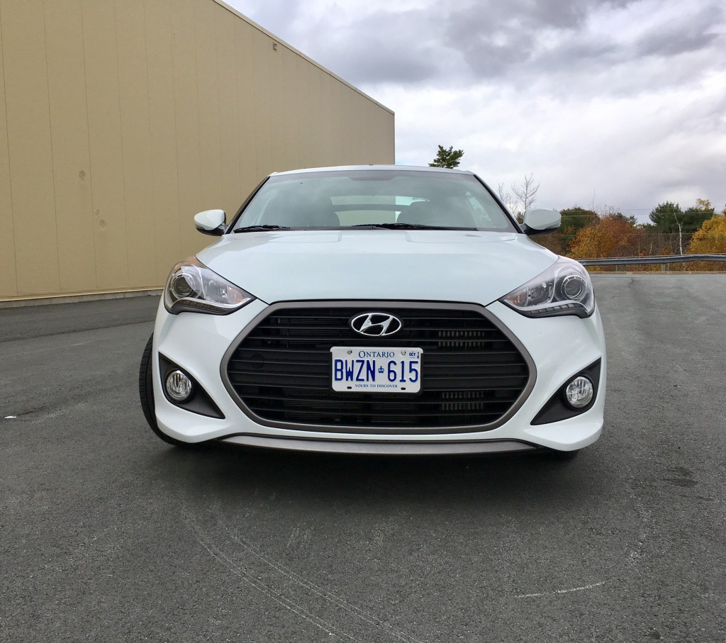 Used Hyundai Veloster Turbo Automatic: Test Drive: 2016 Hyundai Veloster Turbo