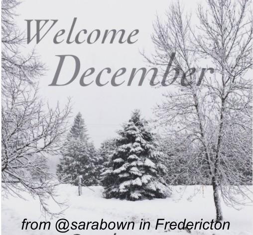 December 01 Fredericton