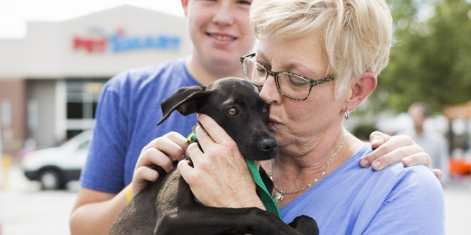 PetSmart Charties' Adoption Weekend