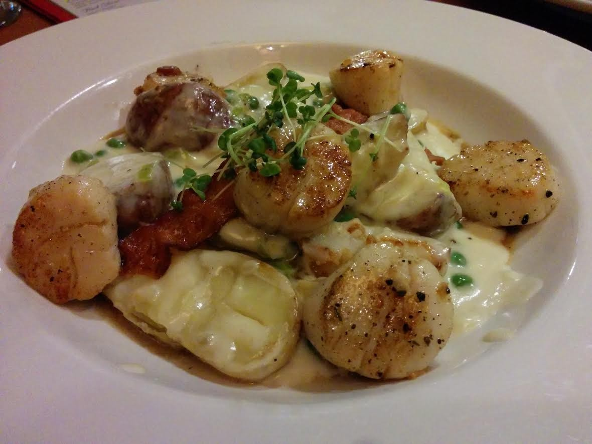 Red Shoe Scallops 3
