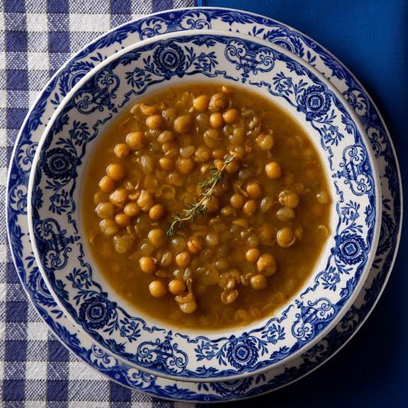 pea soup aux anciens