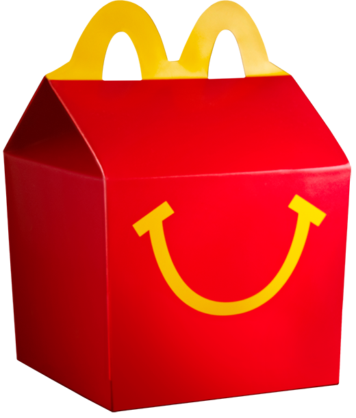 Top McDONALD'S® CANADA FOSTERS APPETITE FOR READING WITH NEW HAPPY  BA31