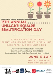 Uniacke Square Beautification Day